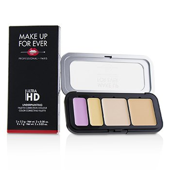 Make Up For Ever Paleta Correctora de Color Pintura Por Debajo Ultra HD - # Very Light