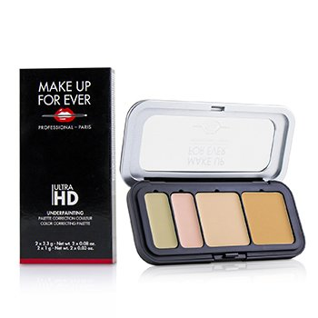 Make Up For Ever Paleta Correctora de Color Pintura Por Debajo Ultra HD - # 25 Light
