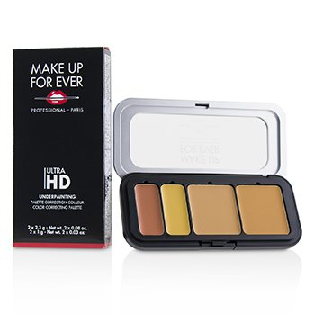 Make Up For Ever Paleta Correctora de Color Pintura Por Debajo Ultra HD - # 40 Tan