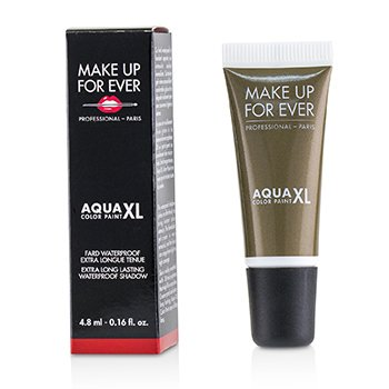 Make Up For Ever Aqua XL Color Paint Sombra A Prueba de Agua - # L-30 Lustrous Khaki