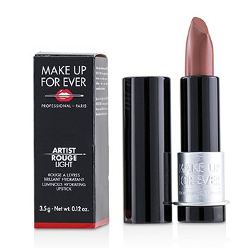 Make Up For Ever Artist Rouge Light Pintalabios Hidratante Luminoso - # L103 Chestnut