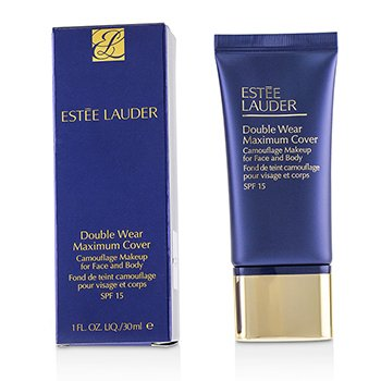 Estee Lauder Double Wear Maximum Cover Camouflage Make Up (Face & Body) SPF15 - #1C1 Cool Bone
