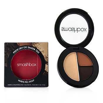 Smashbox Photo Edit Sombra de Ojos Trío - # Nudie Pic Deep (Vintage, In The Mood, Lacy Sunday)