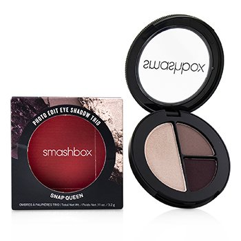 Smashbox Photo Edit Sombra de Ojos Trío - # Snap Queen (Save To Faves, Hit Reply, Get Candid