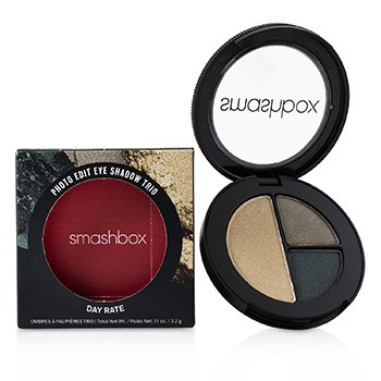 Smashbox Photo Edit Sombra de Ojos Trío - # Day Rate (Roll Deep, Dime Piece, Gold Hoops)