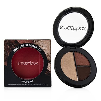 Smashbox Photo Edit Sombra de Ojos Trío - # Holy Crop (Miss Chili, Outfoxed, Loungerie)