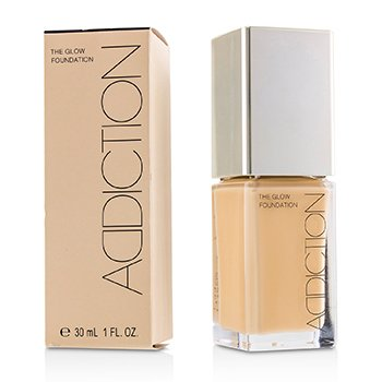 ADDICTION The Glow Base SPF 20 - # 009 (Rose Beige)