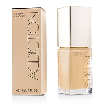 ADDICTION The Glow Base SPF 20 - # 010 (Almond Beige)
