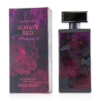 Elizabeth Arden Always Red Femme Eau De Toilette Spray