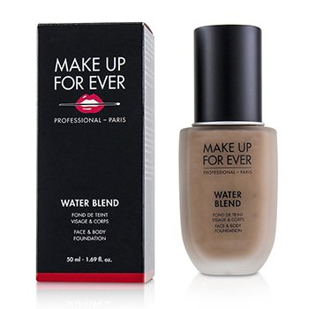 Make Up For Ever Water Blend Base Facial & Corporal - # R430 (Hazelnut)