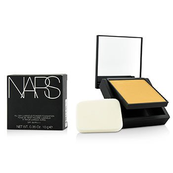 NARS All Day Luminous Base en Polvo SPF25 - Stromboli (Medium 3 Medium With Olive Undertones)