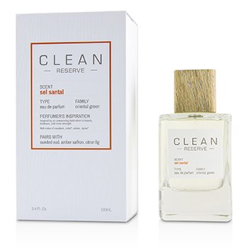 Clean Clean Sel Santal Eau De Parfum Spray