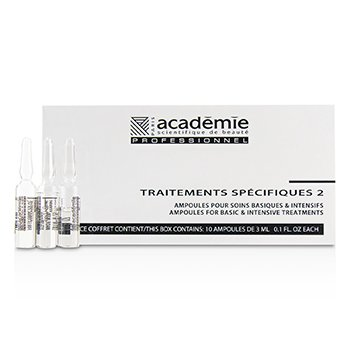 Academie Specific Treatments 2 Ampollas Collagene Marin (Light Yellow) - Producto Salón