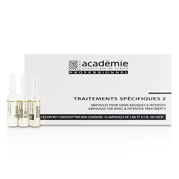 Academie Specific Treatments 2 Ampoules Complexe Vitamine A&E (Oily Yellow) - Producto Salón