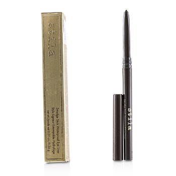 Stila Smudge Stick Waterproof Eye Liner - # Damsel (Blackish Brown)