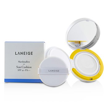 Laneige Marshmallow Sun Cushion SPF 50+ PA+++