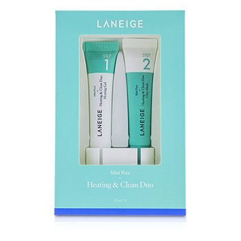 Laneige Mini Pore Heating & Clean Duo
