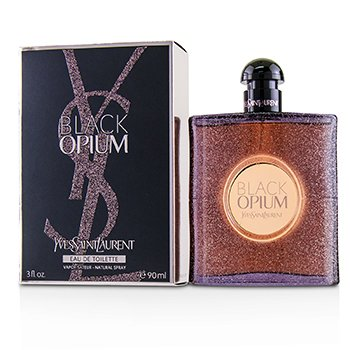 Yves Saint Laurent Black Opium Glow Eau De Toilette Spray (2018 Edition)