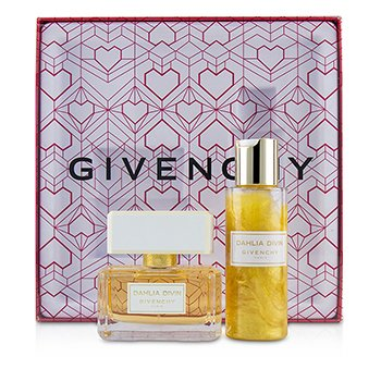 Givenchy Dahlia Divin Coffret: Eau De Parfum Spray 50ml + Bruma Perfumante & Hidratante 100ml