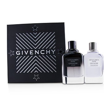 Givenchy Gentlemen Only Coffret: Eau De Toilette Intense Spray 100ml + Para Después de Afeitar Lotion 100ml