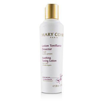 Mary Cohr Soothing Toning Lotion - For All Skin Types