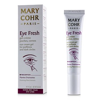 Mary Cohr Eye Fresh Eye Cream Gel For Puffiness & Dark Circles