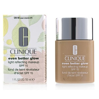 Clinique Even Better Glow Maquillaje Reflector de Luz SPF 15 - # CN 40 Cream Chamois