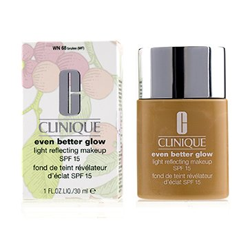 Clinique Even Better Glow Maquillaje Reflector de Luz SPF 15 - # WN 68 Brulee