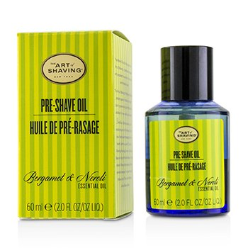 The Art Of Shaving Aceite de Pre Afeitado - Bergamot & Neroli Essential Oil (Con Bomba)