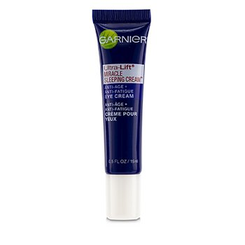 Garnier SkinActive Ultra Lift Miracle Sleeping Cream Crema de Ojos Anti-Fatiga (Sin Caja)