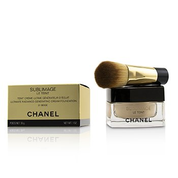 Chanel Sublimage Le Teint Ultimate Crema Base Generadora de Resplandor - # 21 Beige