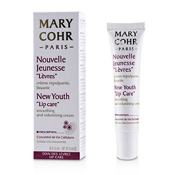 Mary Cohr New Youth Lip Care Smoothing & Volumising Cream
