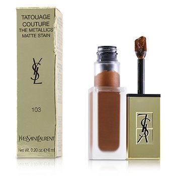Yves Saint Laurent Tatouage Couture The Metallics - # 103 Tribal Copper
