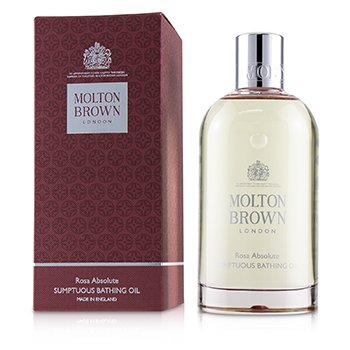 Molton Brown Rosa Absolute Sumptuous Bathing Oil