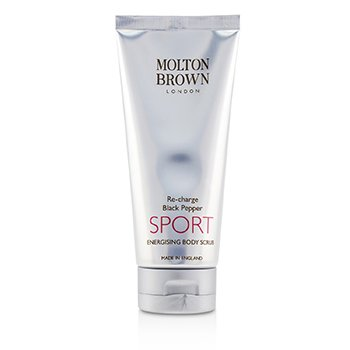 Molton Brown Re-Charge Black Pepper Sport Exfoliante Corporal Energizante