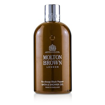 Molton Brown Re-Charge Black Pepper Gel de Baño & Ducha
