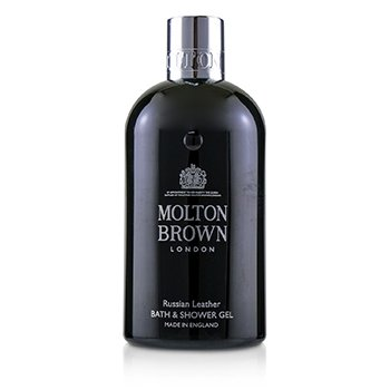 Molton Brown Russian Leather Gel de Baño & Ducha