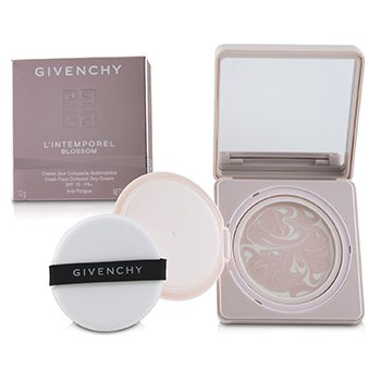 Givenchy LIntemporel Blossom Fresh-Face Compact Day Cream SPF 15