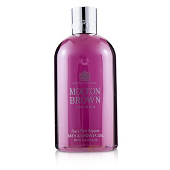 Molton Brown Fiery Pink Pepper Gel de Baño & Ducha