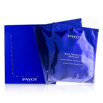 Payot Blue Techni Liss Week-End Mascarilla Peel Crono-Renovador