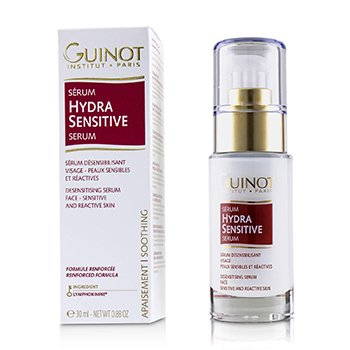 Guinot Hydra Sensitive Suero - Para Piel Sensible & Reactiva