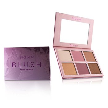 Sigma Beauty Rubor Cheek Paleta