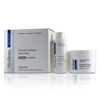 Neostrata Resurface Smooth Surfgace Peel Diario