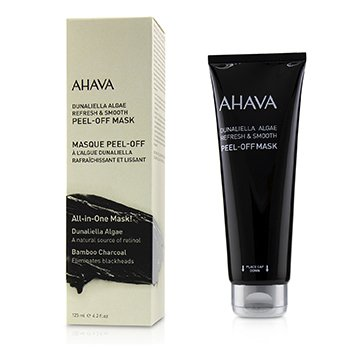 Ahava Dunaliella Algae Refresh & Smooth Peel-Off Mascarilla