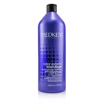 Redken Color Extend Blondage Color-Depositing Acondicionador (Para Rubios)