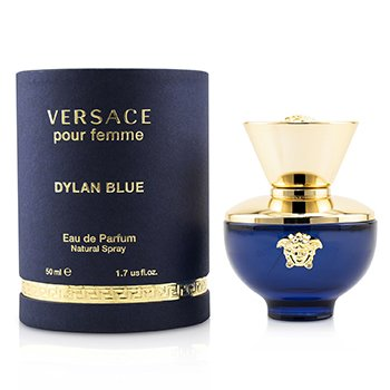 7oz Parfum Eau Dylan 50ml1 Spray Versace Blue De 4L35ARj