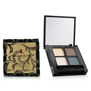 Elizabeth Arden Beautiful Color Cuarteto de Sombras de Ojos - # 01 Golden Opulence