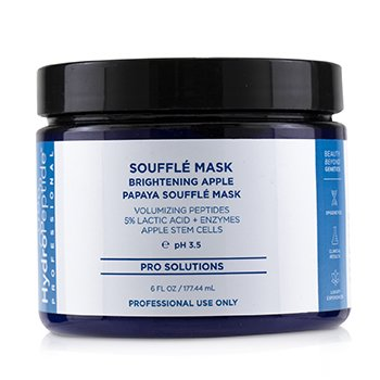 HydroPeptide Souffle Mascarilla - Brightening Apple Papaya Souffle Mascarilla (pH 3.5) (Producto Salón)
