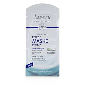 Lavera Mascarilla Cuidado Intensivo Neutral
