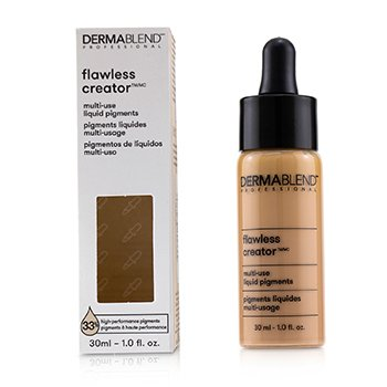 Dermablend Flawless Creator Base Pigmentos Líquidos Multi Uso - # 45C